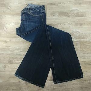 Paige Laurel Canyon Low Rise Bootcut Jeans Size 29